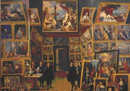 Impronte Editioni ipz169 - Puzzle (220 piezas), diseño de El archiduque Leopoldo Guillermo en su galería de pinturas de Bruselas de David Teniers: Amazon.es: Juguetes y juegos