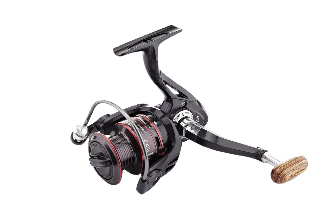 Commes Spinning Reels Light Weight Ultra Smooth Powerful Spinning Fishing Reels