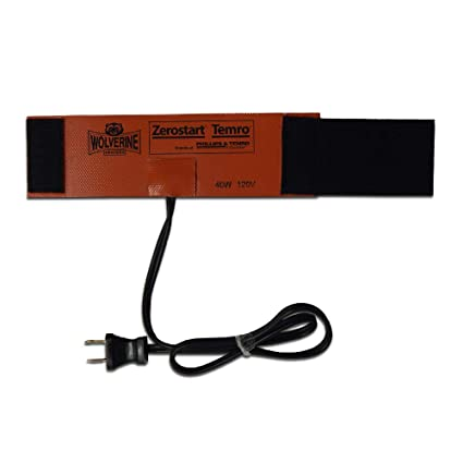 Amazon.com: Zerostart 3400101 (Wolverine Model FH-40) Silicone Pad