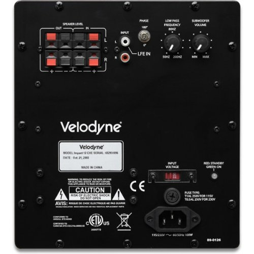 Buy velodyne impact mini