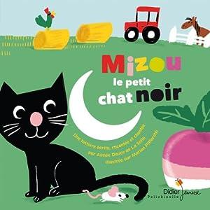 """Afficher """"Mizou le petit chat noir"""""""