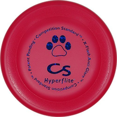 Hyperflite K-10 Competition Standard Dog Disc,multi,6 - Frisbee Dog