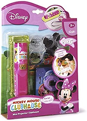 Minnie Mouse - Miniproyectores (Famosa 700007560): Amazon.es ...