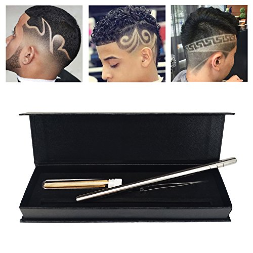 Price comparison product image Hair Styling Tools, Hairstyle design Pen,  Razor For Engraving patterns on the hair - 50% OFF SALE,  Razor Hair Tattoo Trim Mustache Face Eyebrow Styling Shaping tool For men, women Children-Yamissi