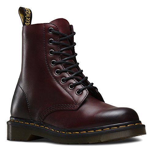 Boots Adults' 7 UK Classic Pascal Unisex 1460 Martens Red Burgundy Dr Yq6RE