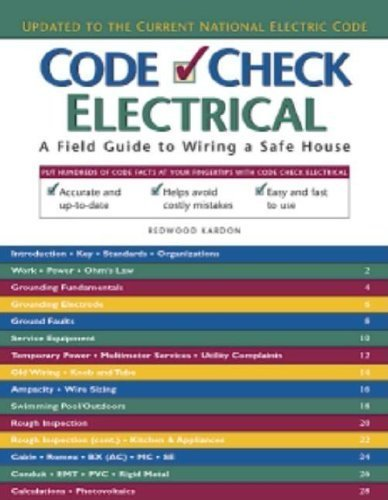 electrical code check - 9