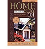 Homestay 101 for Hosts - The Complete Guide to Start & Run a Successful Homestay (NEW EDITION) (Paperback) - Common