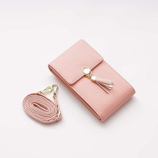 985fb0bbadb0 Amazon.com: Hattfart Blocking Slim Genuine Leather Minimalist Front ...