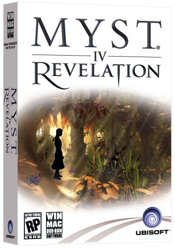 (Myst IV: Revelation (DVD-ROM) - PC/Mac)