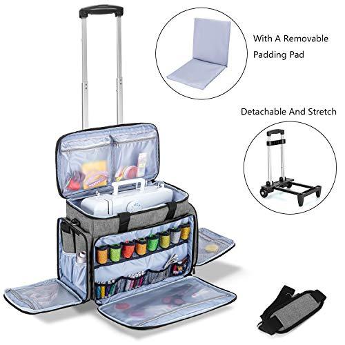 Luxja Sewing Machine Case