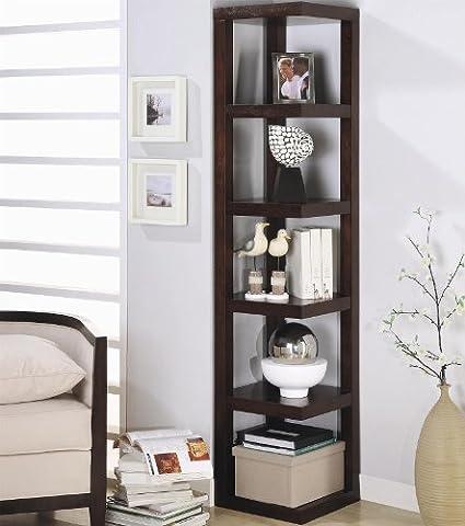 Prime 5Tire Modern Corner Storage Rack With Five Display Rack Interior Design Ideas Gentotryabchikinfo