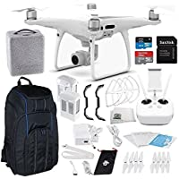 DJI Phantom 4 PRO Quadcopter Essentials Pro Backpack Bundle
