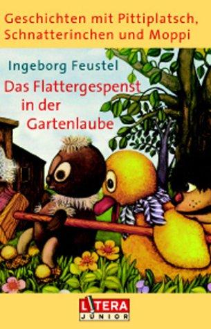 Das Flattergespenst in der Gartenlaube, 1 Cassette Hörkassette – 2002 Ingeborg Feustel Heinz Schröder Random House Audio 3898303373