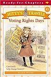 Voting Rights Days, Ellen Weiss, 0689849125