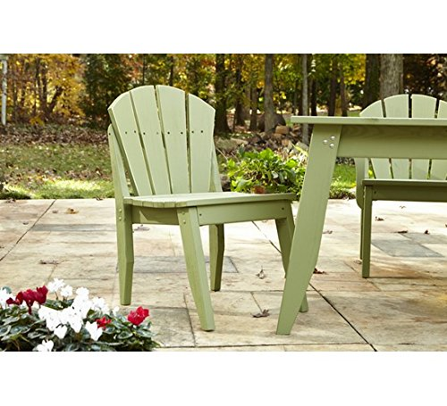Uwharrie Chair Co P096-31-Twilight Blue-Dist-Pine Plaza Dining Chair Without Arms, Twilight Blue-Distressed