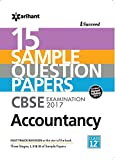 CBSE 15 Sample Question Paper - Accountancy for Class 12