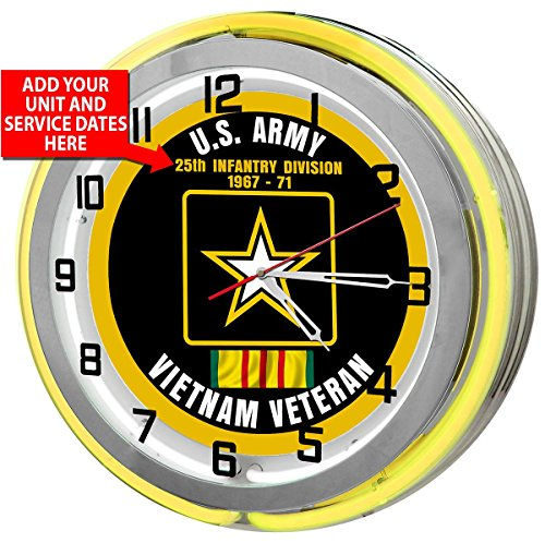 US Army Veitnam Veteran Personalized 18