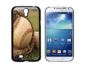 Baseball & Glove Galaxy S4 Phone Case