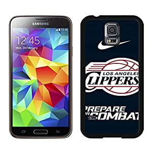 Los angeles Clippers 02 Black Cool Customized Design Samsung Galaxy S5 Case