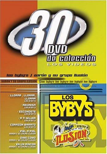 DVD : Los 30 DVD De Coleccion: Los Bybys/Aaron Y Su Grupo Il