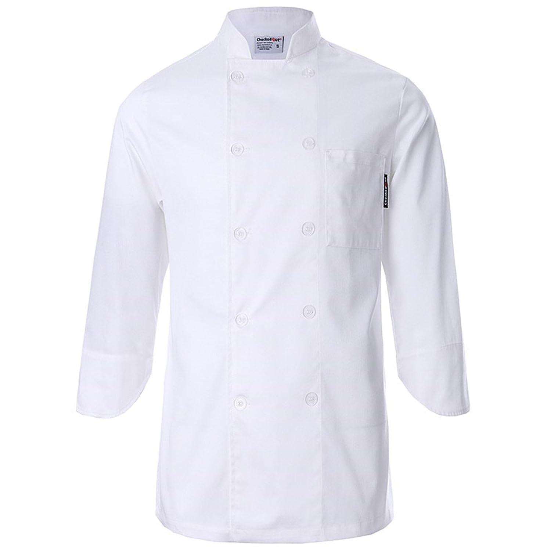 Amazon Best Sellers: Best Men's Chef Jackets