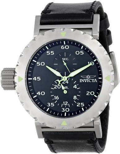 Invicta Men s 14639 I-Force Analog Display Japanese Quartz Black Watch