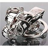 3D Metal MotorBike Motorcycle Superbike Scooter Keyring Gift UK Seller