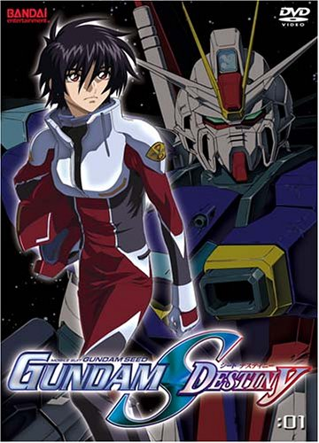 Gundam Seed Destiny - Mobile Suit Gundam Seed Destiny, Vol. 1