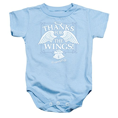 Infant: It'S A Wonderful Life- Dear George Onesie Infant Onesie 1 x 1in