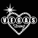 CELYCASY VegasStrong/ #Vegas Strong/Las Vegas Car Decal/Vegas Strong Car Decal/Vegas Decal/Car Decal/Decals/Vegas Remembrance/City