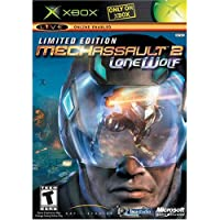 MechAssault 2: Lone Wolf Limited Edition