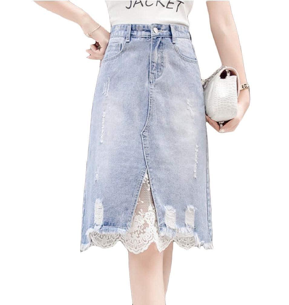 c5fedc6e7 Midi Denim Skirt Amazon – DACC