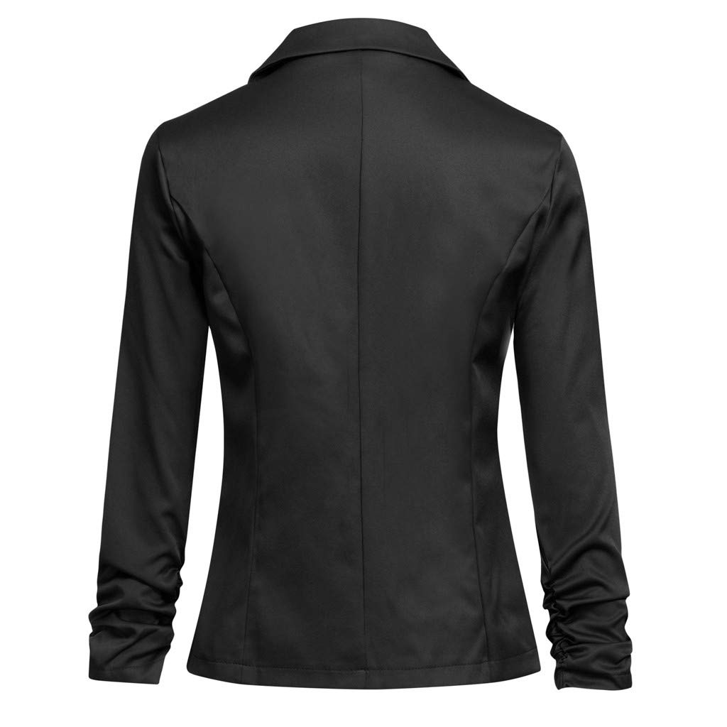 SUDADY Giacca Jacket Donna Blazer Cappotti Donne Tailleur Suits Elegante Giacche Cardigan Giubbotto Bolero Mantella Maglietta Camicia Ragazza Abiti Cerimonia Magliette Smoking Vestiti