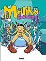 Malika Secouss, tome 6 : Pulse des pieds par Téhem