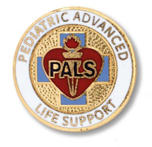 Prestige Medical Emblem Pin, Pediatric Advanced Life Support