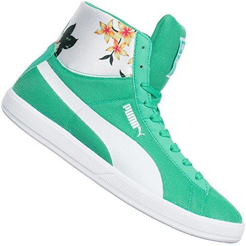 Puma Archive Lite Mid Mesh RT Flora Para hombre de las zapatillas de deporte / zapatos 357218-02
