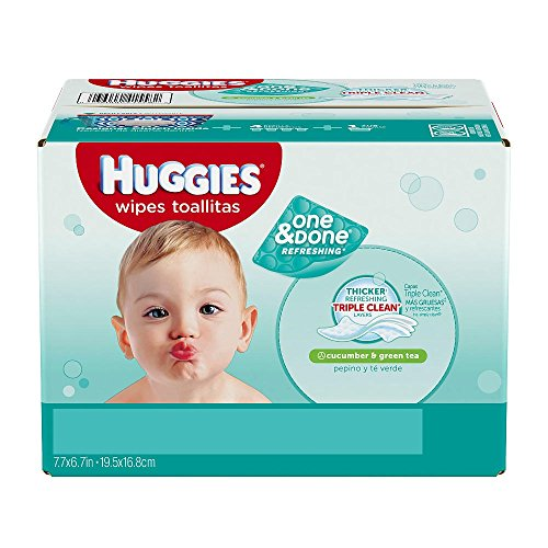 Huggies Wipes Naturally Refreshing Cucumber