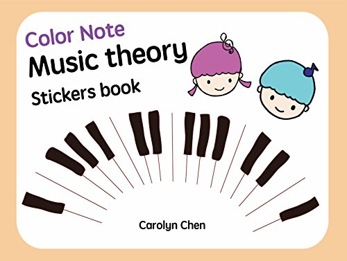 2 Year Old Children S Music Theory Book Music Books Designed For