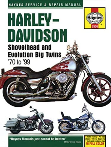 harley davidson shovelhead evolution big twins 1970 1999 haynes rh amazon com harley davidson shovelhead repair manual free download Harley Davidson Ironhead