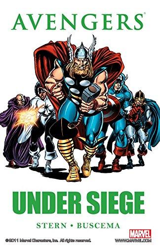Avengers: Under Siege (Avengers (1963-1996))