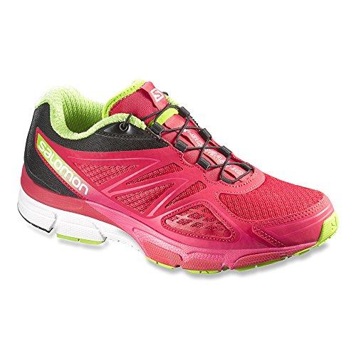 Salomon Pink Mujer de Black Trail Running Lotus Zapatillas L38307300 para 8Hqvr8