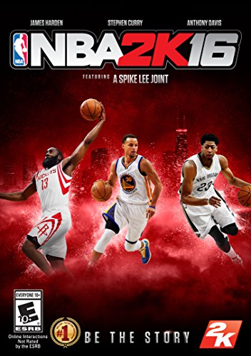 NBA 2K16 - PC [Digital Code] by 2K Games