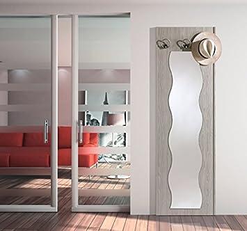 Arredaweb Panel para Entrada Art. 698 con Espejo y Tres ...
