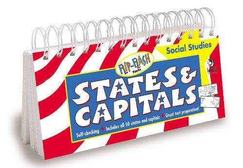 Download Flip-Flash(tm) States & Capitals pdf epub
