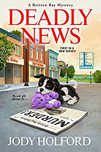 Deadly News by Jody Holford ebook deal
