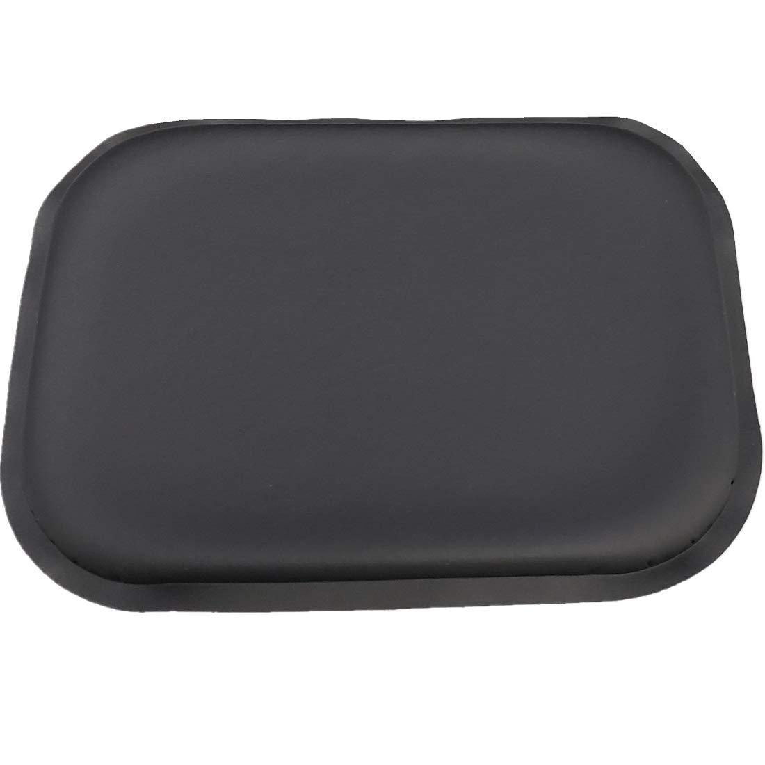 ULTRAGEL ''Gaming Super Comfy Arm/Elbow/Wrist Rest Gel Pad (Mouse Wrist Pad 5.5x7.5, Black)