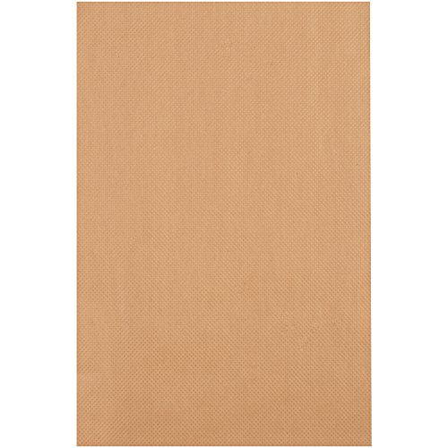 Ship Now Supply SNIKP2436 Indented Paper Sheet, 24'' x 36'', 24'' width, 36'' Length, Kraft (Pack of 210) by Ship Now Supply