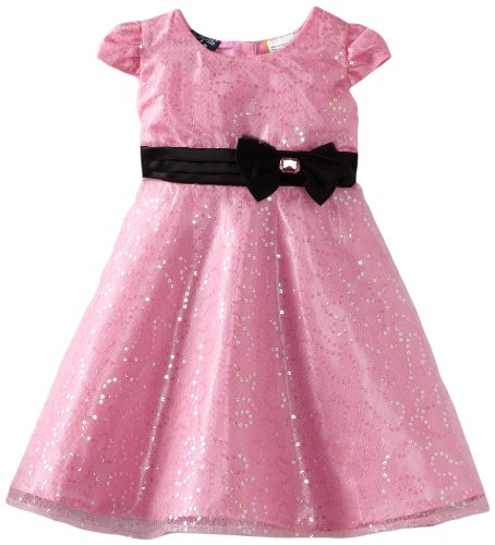 So La Vita Baby Girls' Sequined Dress