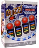 PS3 - BUZZ! Buzzer Wireless