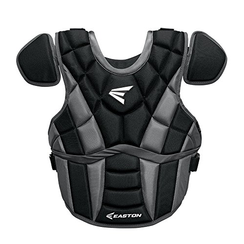Easton Prowess Fastpitch Chest Protector Adult BK Black